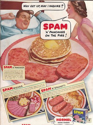 Spamcakes