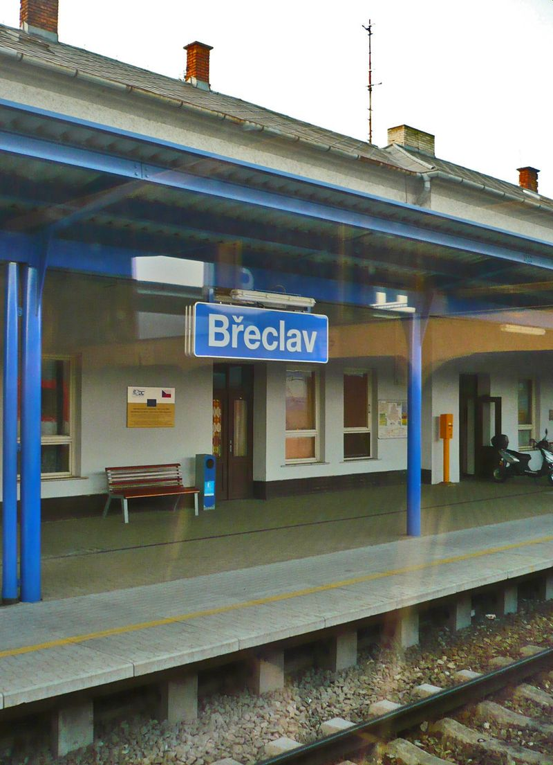 Breclav station