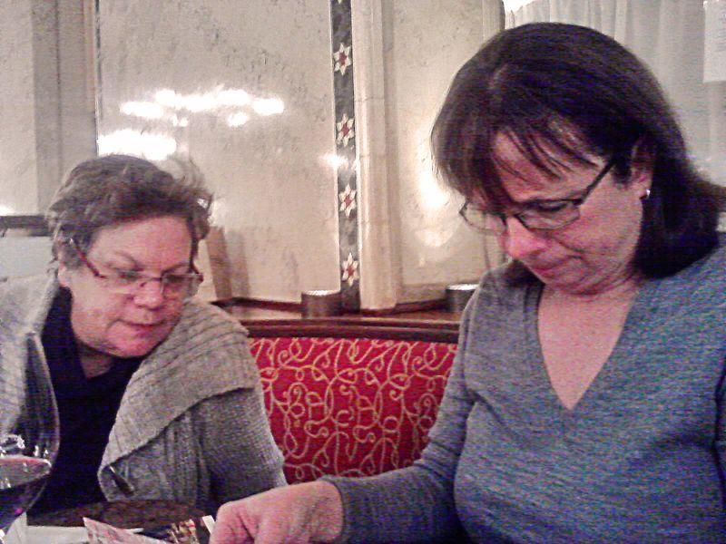 Vienna Peg and Molly