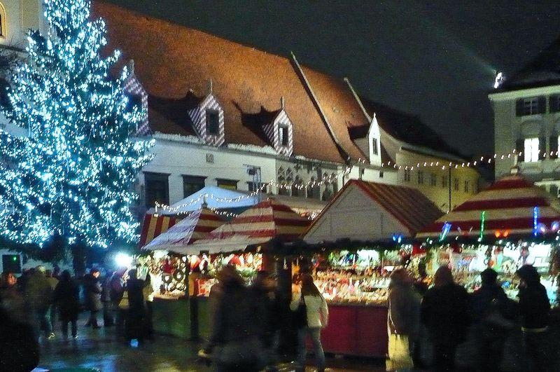 Bratislava Xmas Market 1