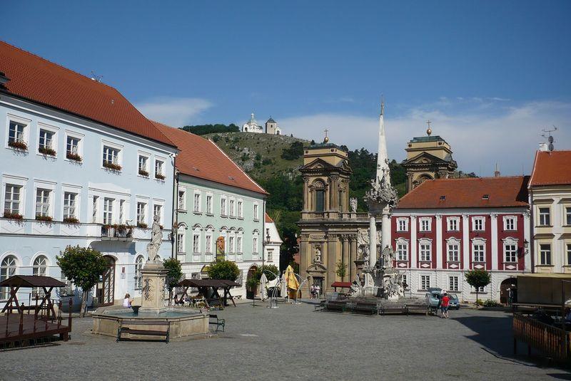 Mikulov Main Square pano 2