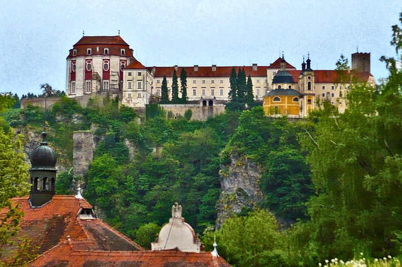 Castle near znojmo 2
