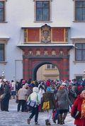 Vienna Hofburg Gate