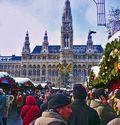 Vienna Rathaus Market