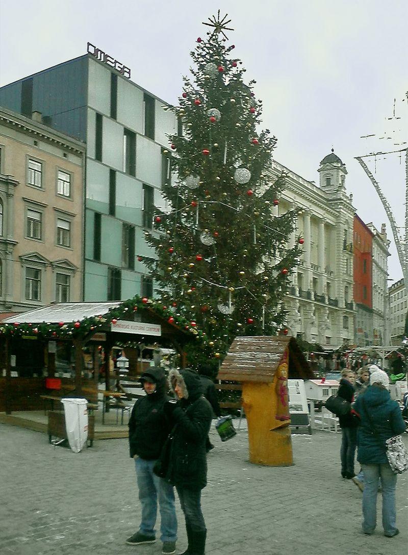 Brno Xmas Tree