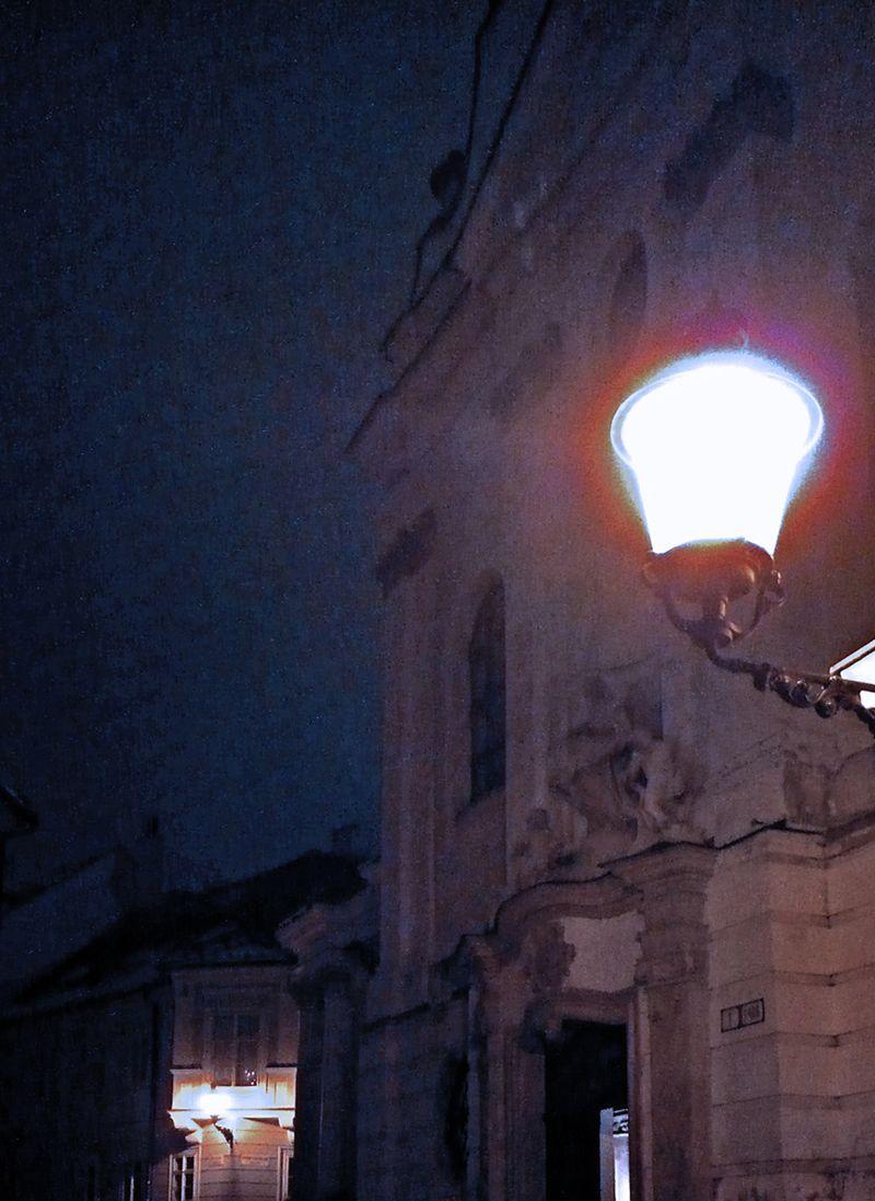 Bratislava Church Light